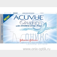 Acuvue Oasys with Hydraclear Plus 6 шт