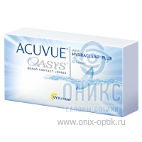 Acuvue Oasys with Hydraclear Plus 12 шт