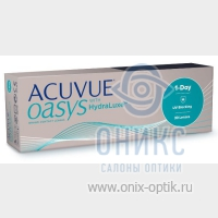 Acuvue Oasys 1Day with Hydraluxe