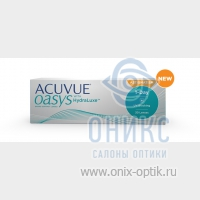 Acuvue Oasys 1Day with Hydraluxe for Astigmatism